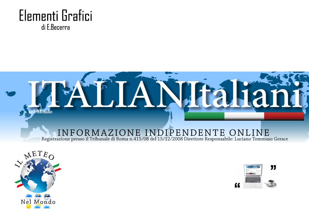 Testata giornalistica online agenzia siti web roma nord for Logo sito web